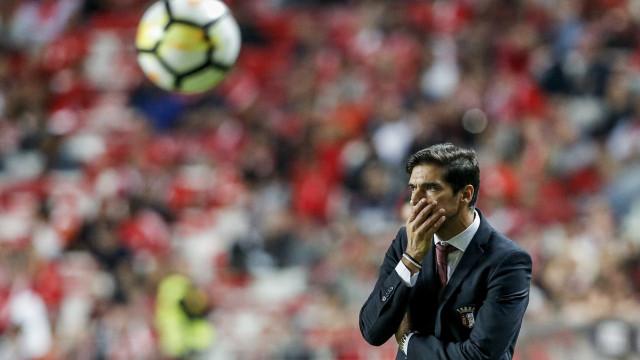 FH-Sp. Braga: Abel aposta em Paulinho para a frente de ataque