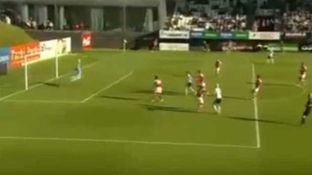 Bjornsson marca grande golo e dificulta vida ao Sp. Braga