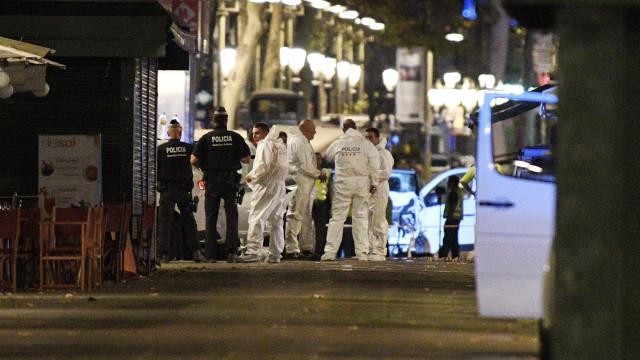 Uma vítima mortal belga confirmada no atentado de Barcelona