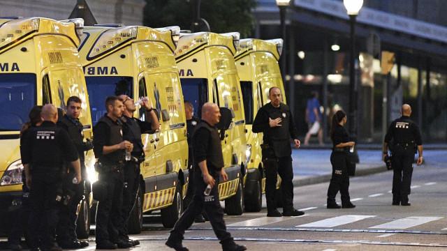 Polícia catalã impede novo ataque em Cambrils, cinco terroristas mortos