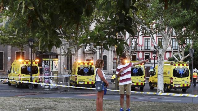 Guterres condena ataque terrorista e solidariza-se com Espanha