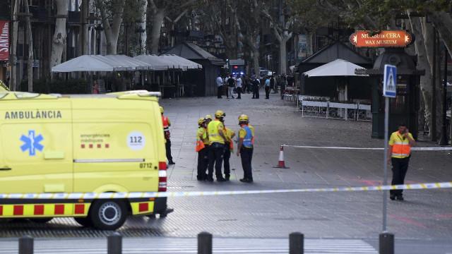 Governo espanhol pondera manter nível 4 de alerta terrorista