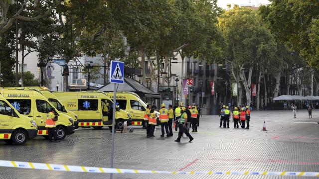 Líderes mundiais reagem ao atentado terrorista em Barcelona