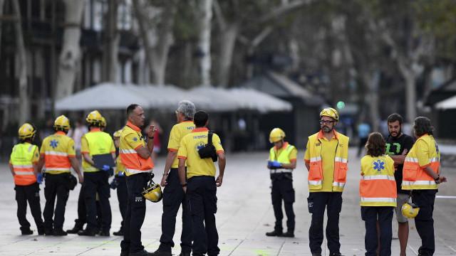 Três alemães entre os 13 mortos do atentado em Barcelona