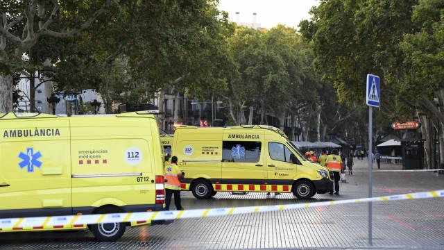 Barcelona: Vítimas são de, pelo menos, 18 nacionalidades diferentes