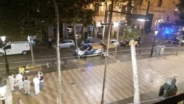 Atropelamento nas Ramblas é o mais recente de série de atos terroristas