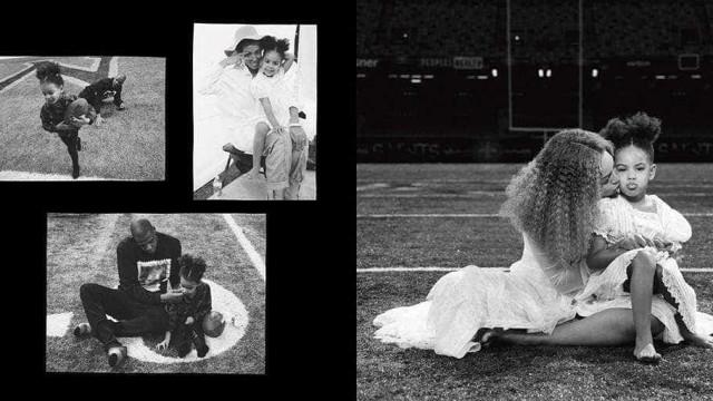 Beyoncé revela fotografias íntimas nunca antes vistas