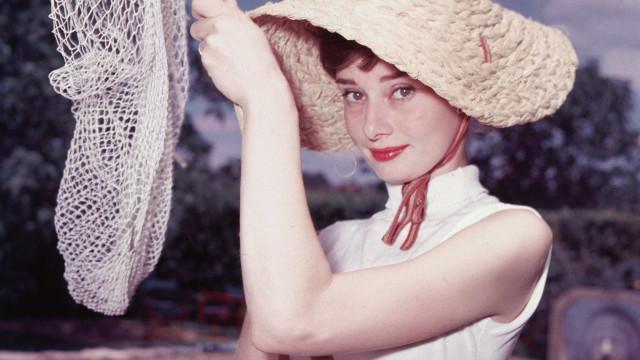 Era isto que Audrey Hepburn comia todos os dias