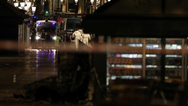 Depois do atentado, a imprensa desportiva espanhola 'larga' o futebol