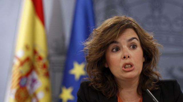 """Madrid responde a Puigdemont: """"O diálogo não se exige, pratica-se"""""""
