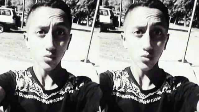 Moussa Oukabir, de 17 anos. É este o alegado autor do ataque