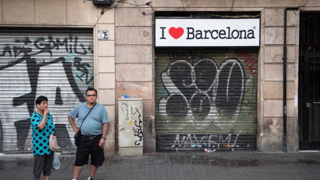 Barcelona: Operação policial em Girona em busca do suspeito em fuga