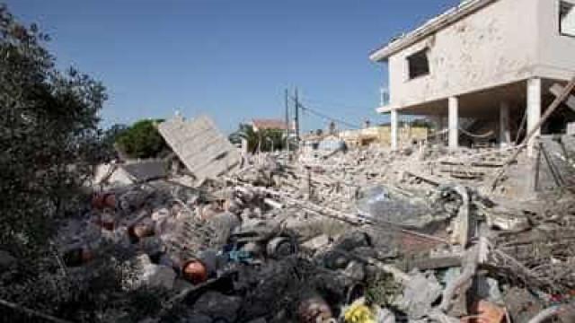 Encontrado cinto de explosivos entre escombros de casa em Alcanar