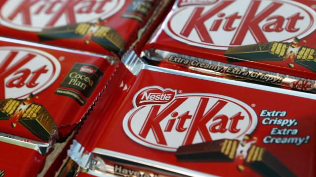 KitKat não provou ser suficientemente reconhecido. Agora pode ser copiado
