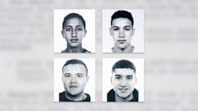 Polícia procura quatro fugitivos com ligações aos ataques em Barcelona