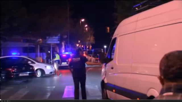 Os quatro suspeitos procurados pela polícia terão sido mortos em Cambrils