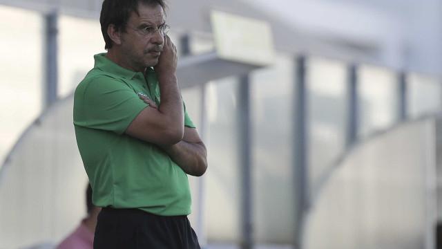 """Crise no Benfica? """"Creio que será temporal"""""""
