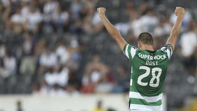 Sporting: A mão aberta que esbofeteou as dificuldades acenou a Bucareste