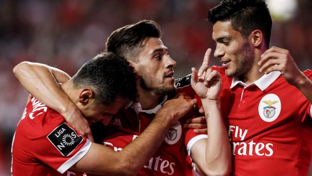 Benfica é o clube português mais bem classificado no Ranking da UEFA