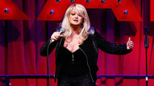 Durante o eclipse, Bonnie Tyler vai cantar 'Total Eclipse of the Heart'
