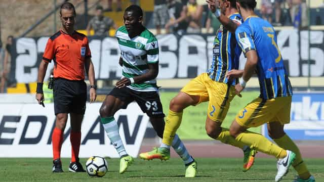 "Sporting ""repudia"" as palavras proferidas por Jorge Sousa a Stojkovic"