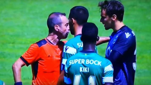 Polémica esclarecida: Jorge Sousa ligou ao treinador do Sporting B
