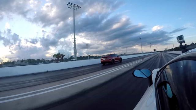 Lamborghini Aventador é a mais recente 'vítima' da Tesla