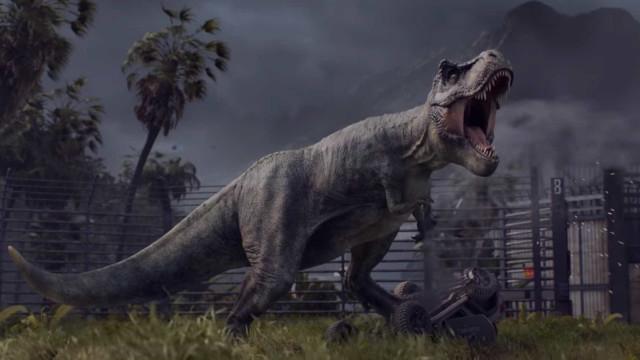 Em 2018, poderá criar o seu próprio 'Parque Jurássico'
