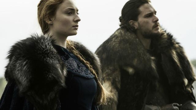 'A Guerra dos Tronos' volta a ser série mais pirateada no mundo
