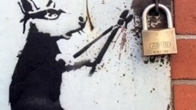 Vandalismo ou arte urbana? Uma coisa é certa, criatividade não falta