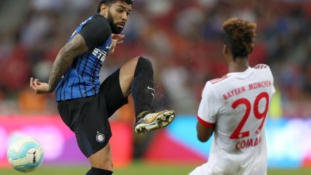 Sky Itália: Benfica entra na corrida por Gabigol
