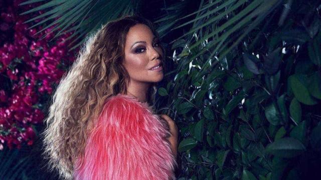 Mariah Carey arrasa em ensaio sensual