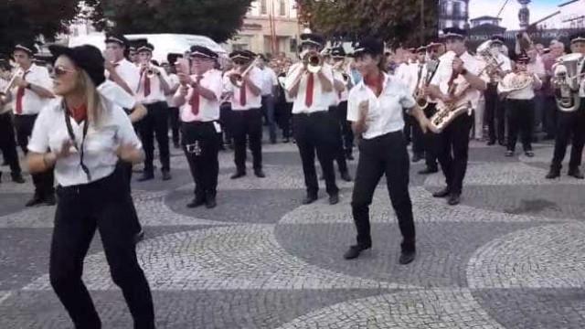 'Despacito' tem nova versão... desta vez pela Banda Filarmónica de Monção