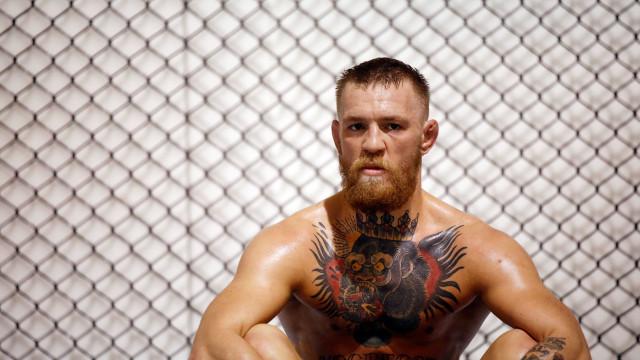 McGregor recorda morte de português para justificar agressão a árbitro