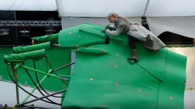 Veja como foi gravada a batalha do último episódio de 'Game of Thrones'