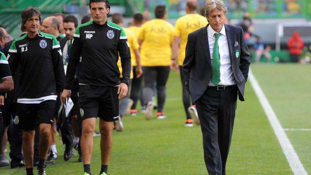 Paulo Sousa? Não. O próximo treinador do AC Milan pode ser... Jorge Jesus