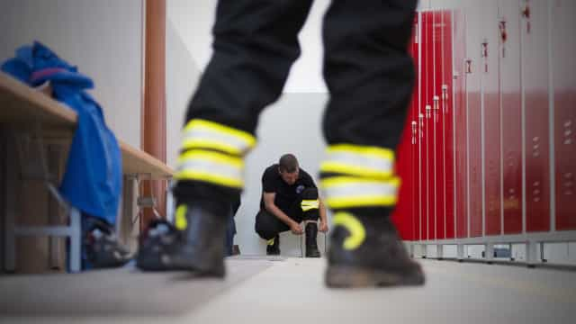 Três bombeiros feridos no incêndio de Vila Velha de Ródão