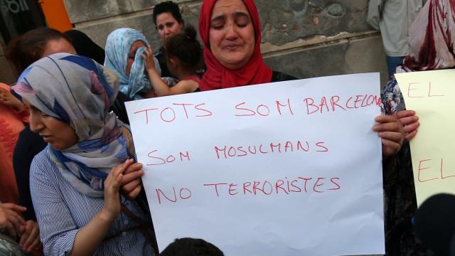 Na reação a ataques, Islão é alvo de ira em Espanha