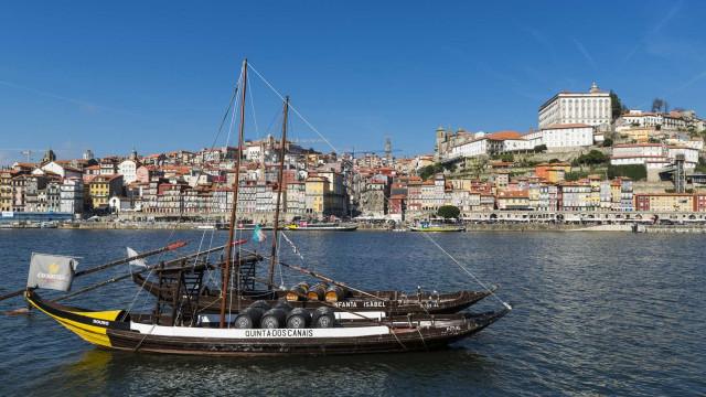 Vinho do Porto celebra região do Douro com regata de rabelos e provas