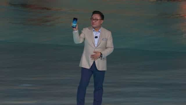 Samsung já desvendou o Galaxy Note 8
