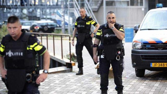 Polícia holandesa interceta carrinha espanhola com botijas. Homem detido