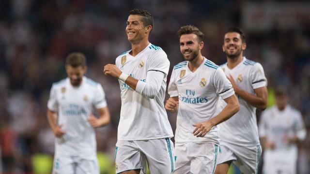 Ronaldo marca golaço contra a Fiorentina
