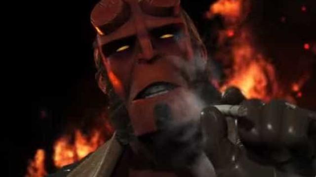 Hellboy é uma das novidades em 'Injustice 2'. Mas há mais