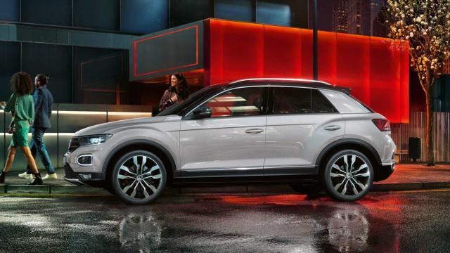 Volkswagen T-Roc: Reveladas as imagens que deixam 'água na boca'