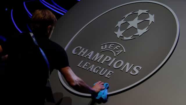 Eis os 'oitavos' da Champions: FC Porto encontra Liverpool