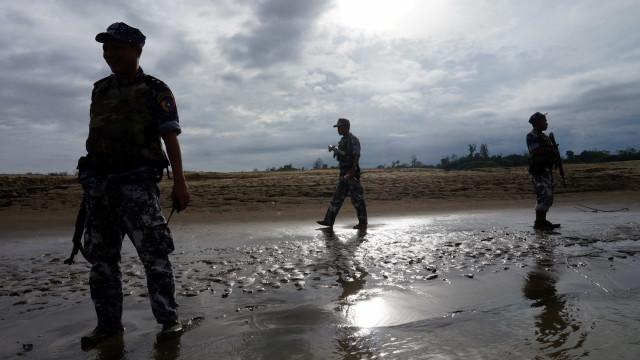 Cerca de 7.000 mil prisioneiros amnistiados em Myanmar