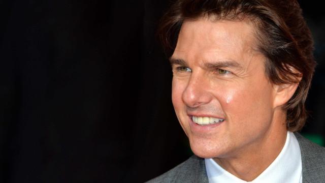 Tom Cruise pondera abandonar igreja de Cientologia pela filha
