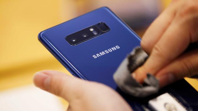 A Samsung não quer que tenha problemas de espaço no Galaxy S9