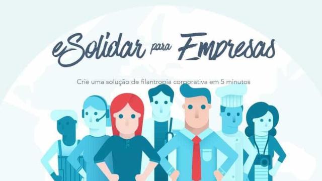 'eSolidar para empresas': Uma nova plataforma de responsabilidade social