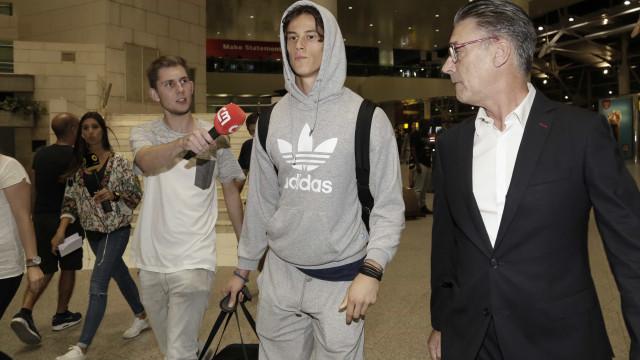 """Presidente do Anderlecht 'ataca' reforço do Benfica: """"Duvido que jogue"""""""